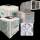 Industrial air cooler