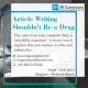content writing Services Provider...