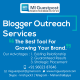 Blogger Outreach Agency Services