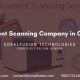 Document Scanning Company