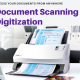 Document scanning digitization services
