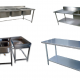 Stainless Steel Sink & Tables