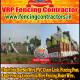Fencing contractors in VRP  | VRP Fence